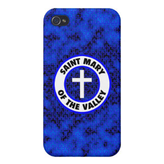 Saint Mary of the Valley iPhone 4 Covers
