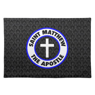 Saint Matthew the Apostle Placemat