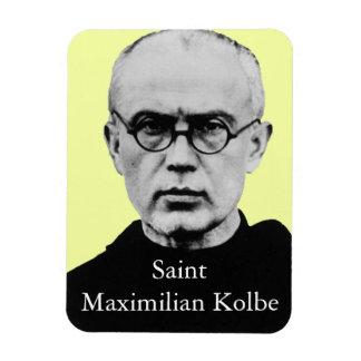 Saint Maximilian Kolbe Refrigerator Magnet