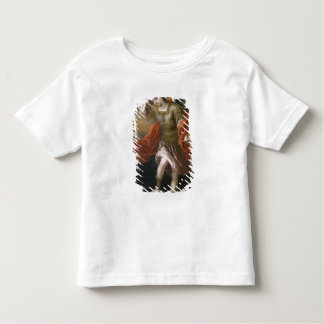 Saint Michael banishes the devil to the abyss Toddler T-Shirt
