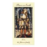 Saint Michael by Burne Jones, Vintage Archangel Photo Cards