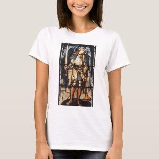 Saint Michael by Burne Jones, Vintage Archangel T-Shirt