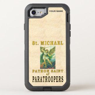 SAINT MICHAEL (Paton Saint of Paratroopers) OtterBox Defender iPhone 7 Case