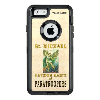 SAINT MICHAEL (Paton Saint of Paratroopers) OtterBox iPhone 6/6s Case