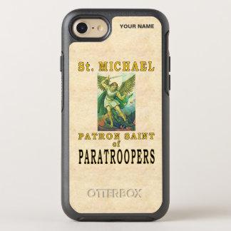 SAINT MICHAEL (Paton Saint of Paratroopers) OtterBox Symmetry iPhone 7 Case