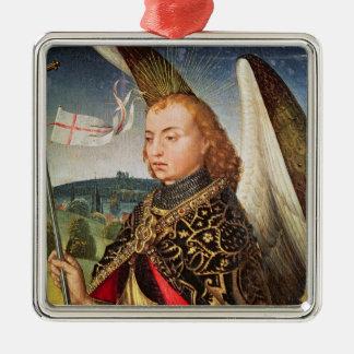 Saint Michael the Archangel, 1460-66 Christmas Ornament