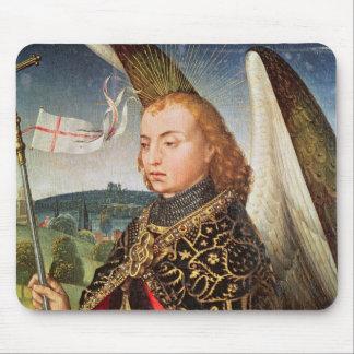 Saint Michael the Archangel, 1460-66 Mouse Mat