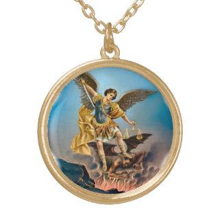 Saint Michael the Archangel Necklace