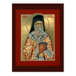 Saint Nektarios Prayer Card