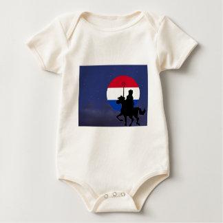 Saint Nicholas Baby Bodysuit