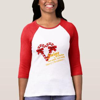 Saint Nicholas Christmas candy T-Shirt