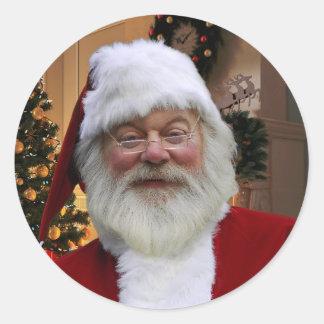 Saint Nicholas - Christmas sticker