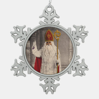 Saint Nicholas Christmas Tree Ornament
