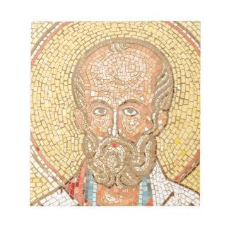 Saint Nicholas Notepad