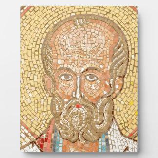 Saint Nicholas Plaque