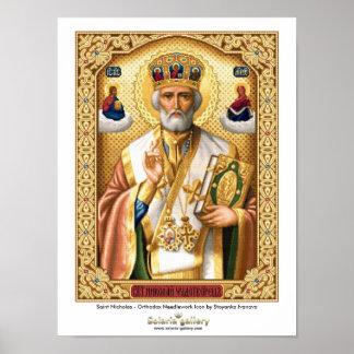 Saint Nicholas - Poster