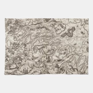 Saint Omer Tea Towel