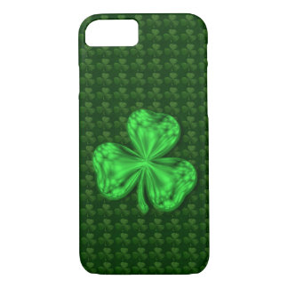 Saint Paddy's Shamrocks iPhone 7 case