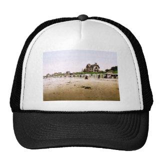 Saint-Pair-sur-Mer Normandy France Mesh Hat