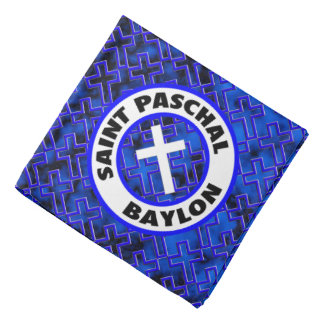 Saint Paschal Baylon Bandana