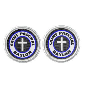 Saint Paschal Baylon Cufflinks