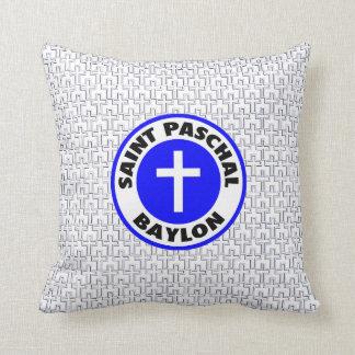 Saint Paschal Baylon Pillows