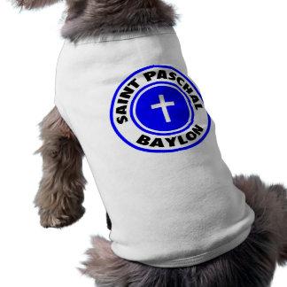 Saint Paschal Baylon Doggie Tee