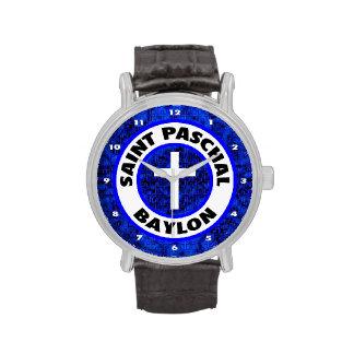Saint Paschal Baylon Wrist Watches