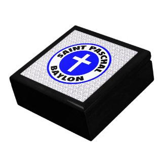 Saint Paschal Baylon Gift Boxes