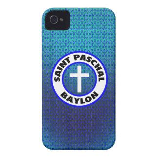 Saint Paschal Baylon iPhone 4 Cover