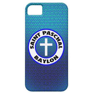 Saint Paschal Baylon iPhone 5 Case