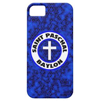 Saint Paschal Baylon iPhone 5 Cases