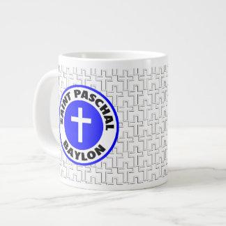 Saint Paschal Baylon Jumbo Mug