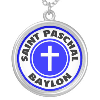 Saint Paschal Baylon Pendants