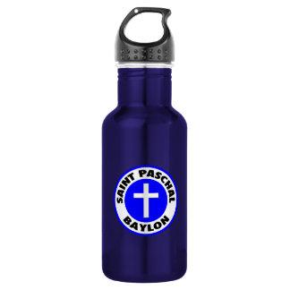 Saint Paschal Baylon 532 Ml Water Bottle