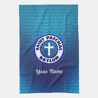 Saint Paschal Baylon Towels