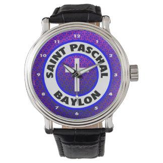 Saint Paschal Baylon Wristwatch