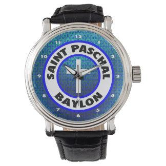 Saint Paschal Baylon Wristwatches