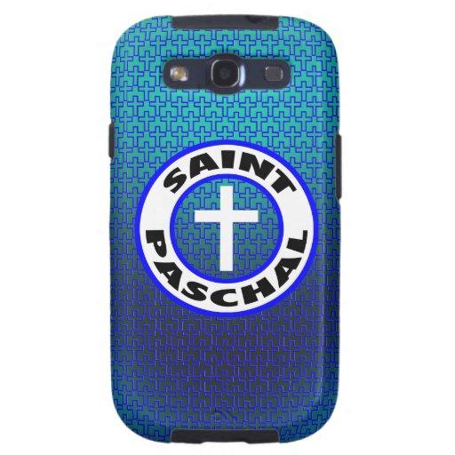 Saint Paschal Samsung Galaxy SIII Case