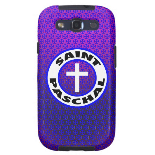 Saint Paschal Galaxy SIII Cover