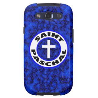 Saint Paschal Samsung Galaxy SIII Cover