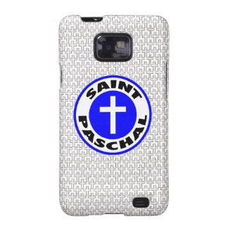 Saint Paschal Samsung Galaxy SII Cases