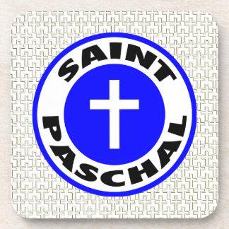 Saint Paschal Coasters