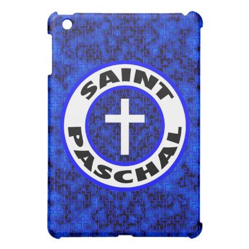 Saint Paschal iPad Mini Covers