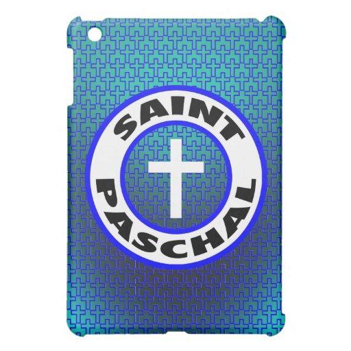 Saint Paschal iPad Mini Cases