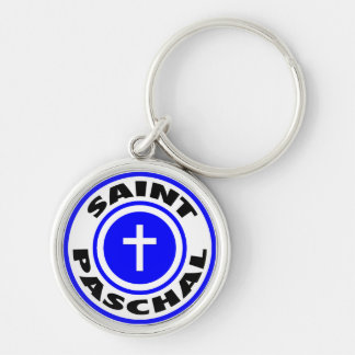 Saint Paschal Keychains