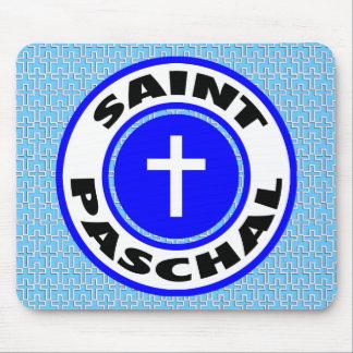 Saint Paschal Mouse Pad