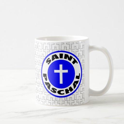 Saint Paschal Coffee Mug