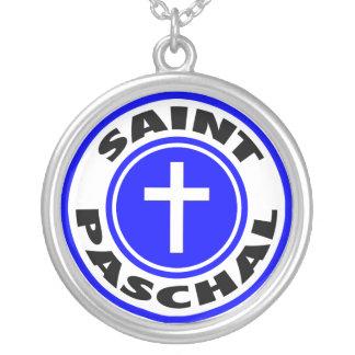 Saint Paschal Custom Necklace