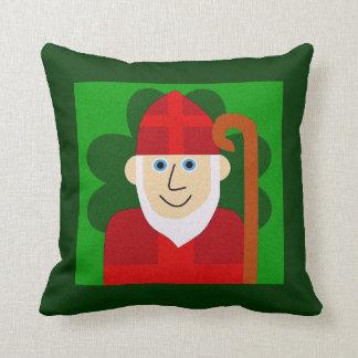 Saint Patrick Cushion